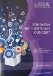 Sondheim Birthday Concert