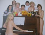 Calendar Girls cast