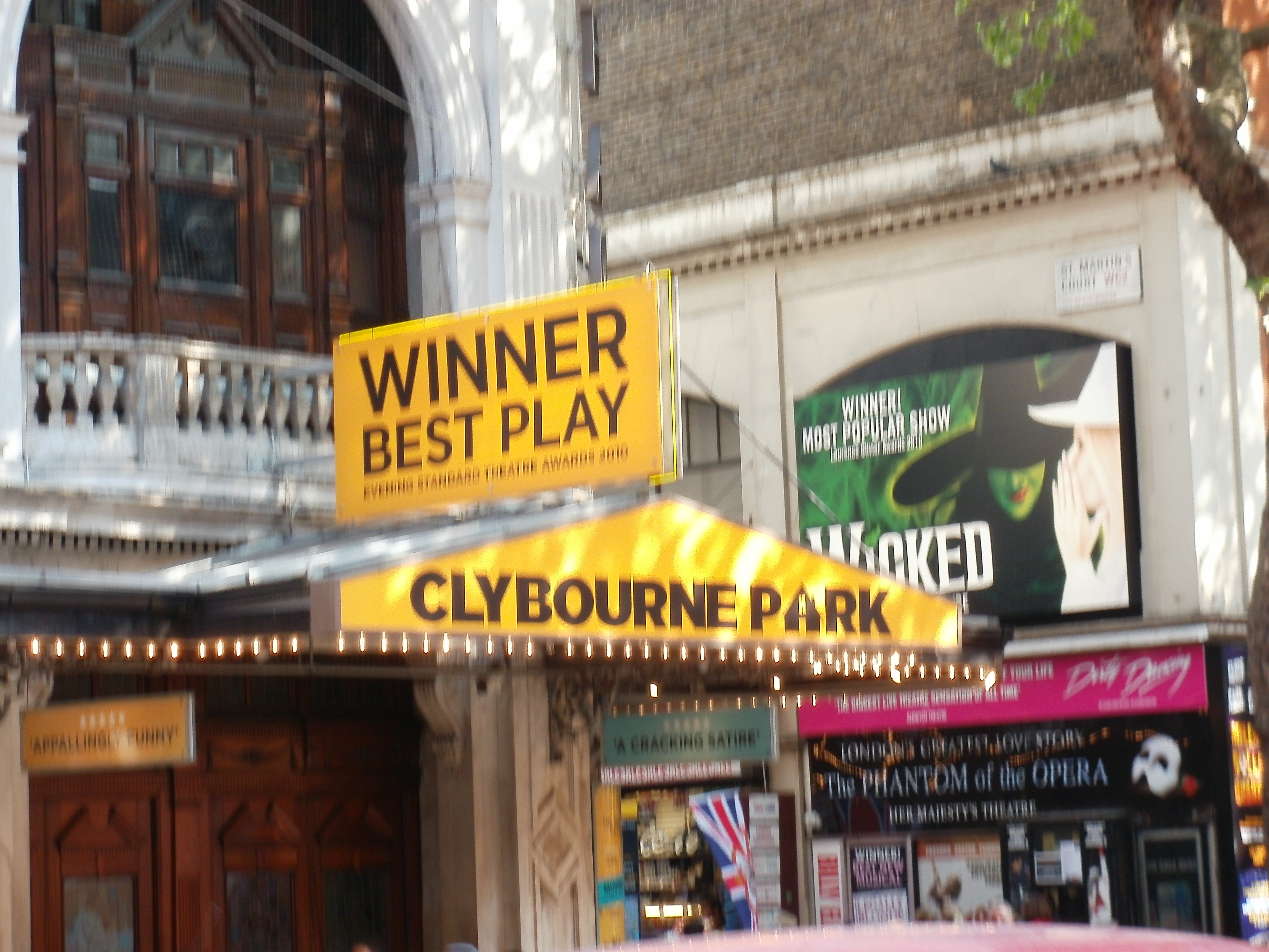 clybourne park summary Full length, comedy 4 men, 3 women  the story: clybourne park  explodes in two outrageous acts set fifty years apart act one takes place in 1959, .