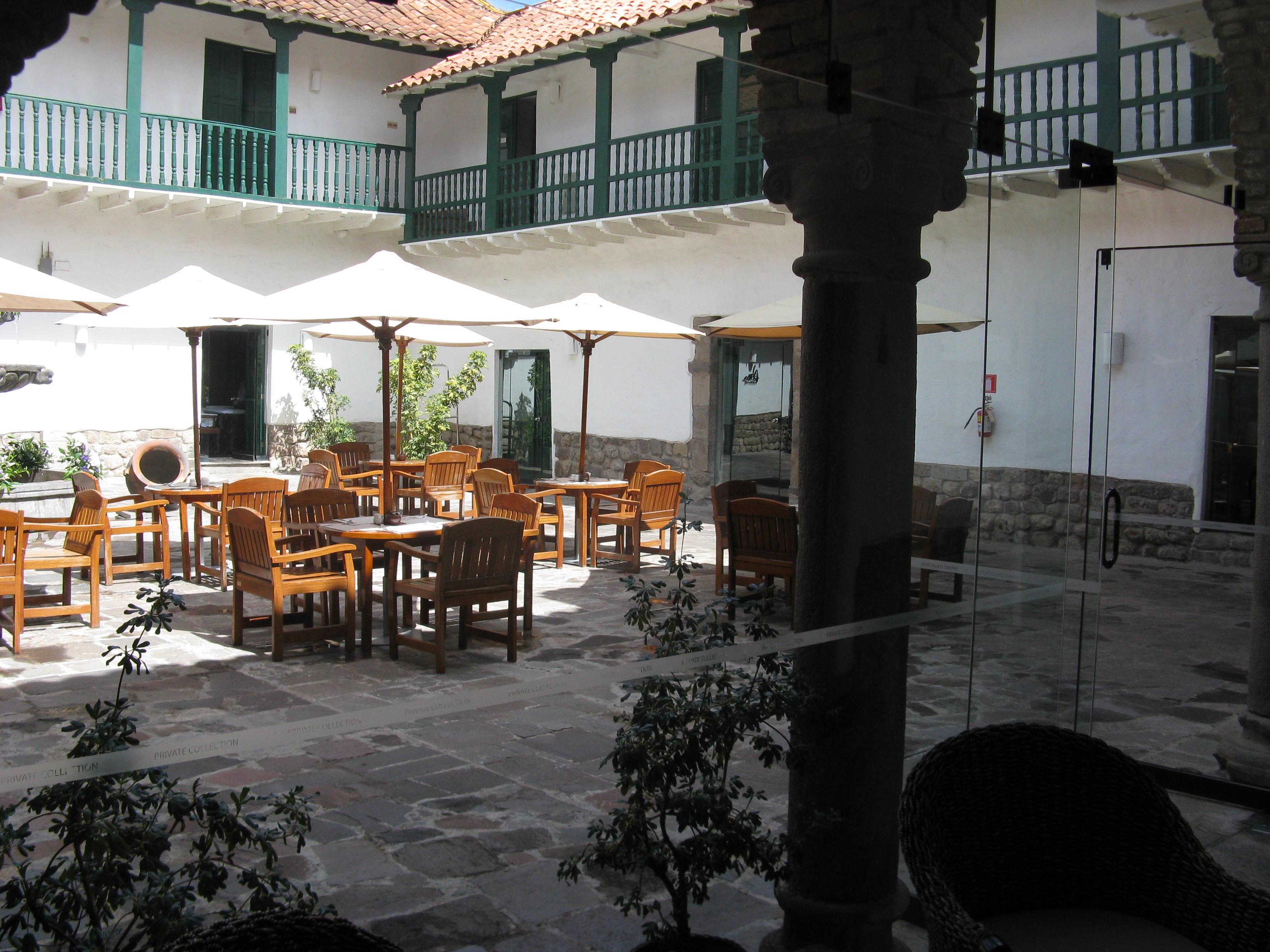South america peru cusco the real chrisparkle for Casa andina private collection cusco