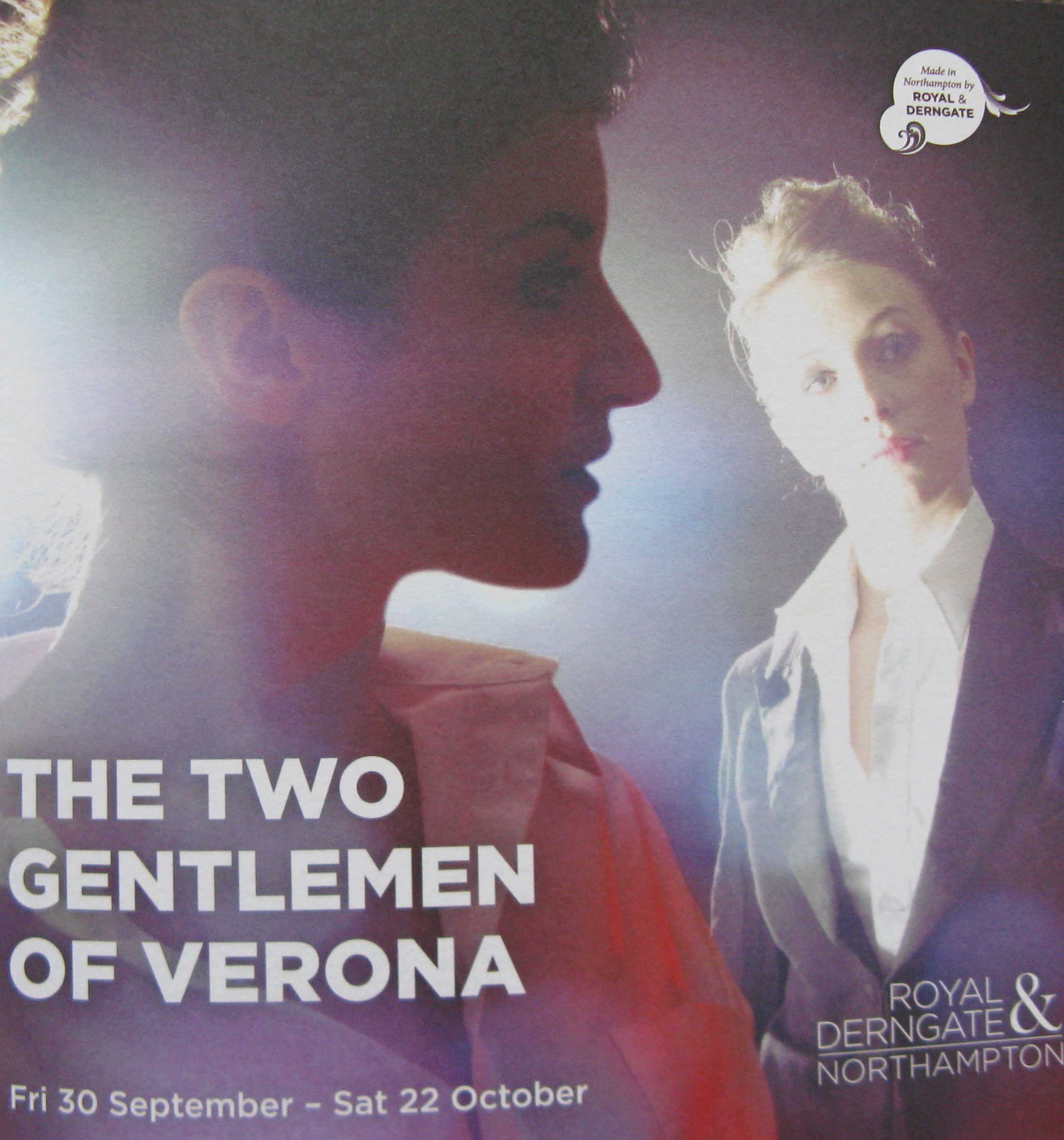 two gentlemen of verona The two gentlemen of verona is a play by william shakespeare that was first published in 1623.