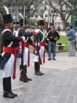 Falklands Memorial Soldiers