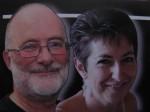 Stephen Church and Jane Holmes