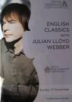 English Classics with Julian Lloyd Webber