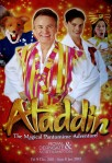 Review – Aladdin, Derngate, Northampton, 21st December 2011