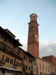 Torre dei Lamberti and Piazza Erbe