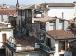 Verona's rooftops