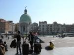 Venetian arrival
