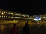St Marks at night