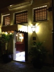 Duodo Palace at night