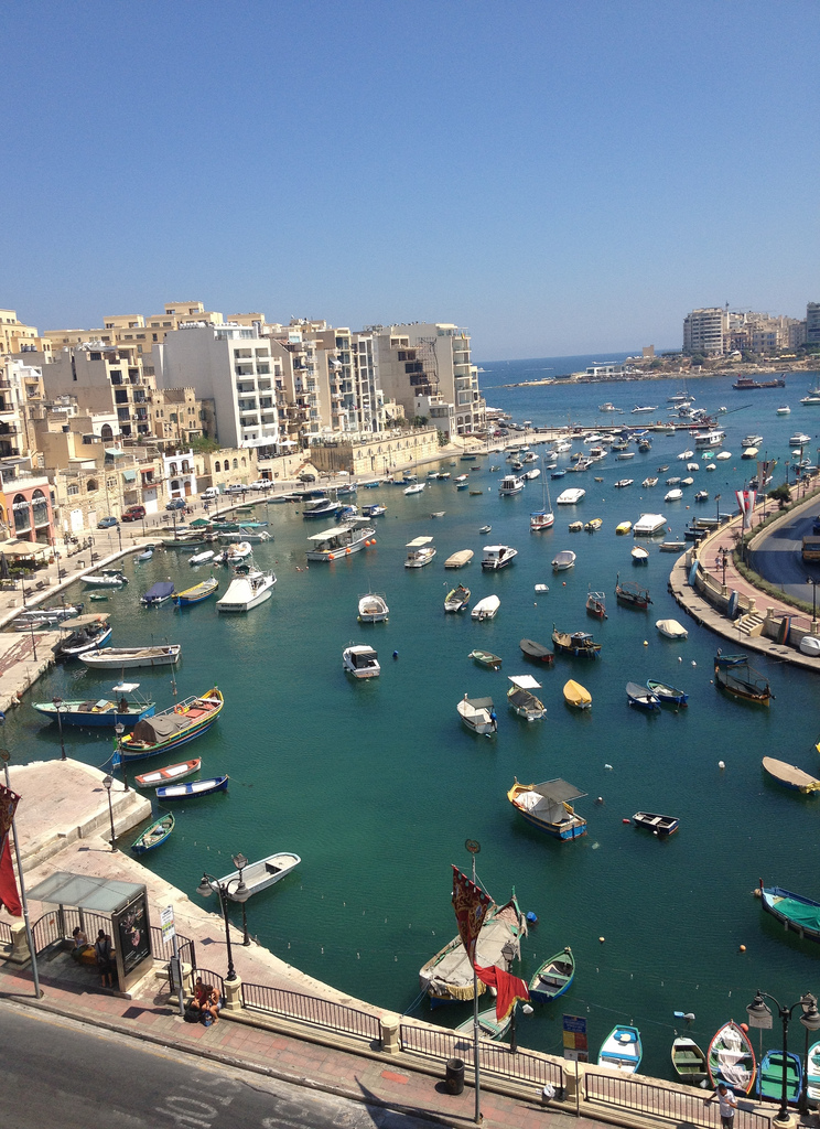 San Julian Bay Hotel Malta