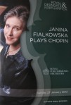 Janina Fialkowska Plays Chopin