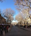 Aix-en-Provence Christmas Market