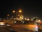 Busy roads round Chowpatty Beach