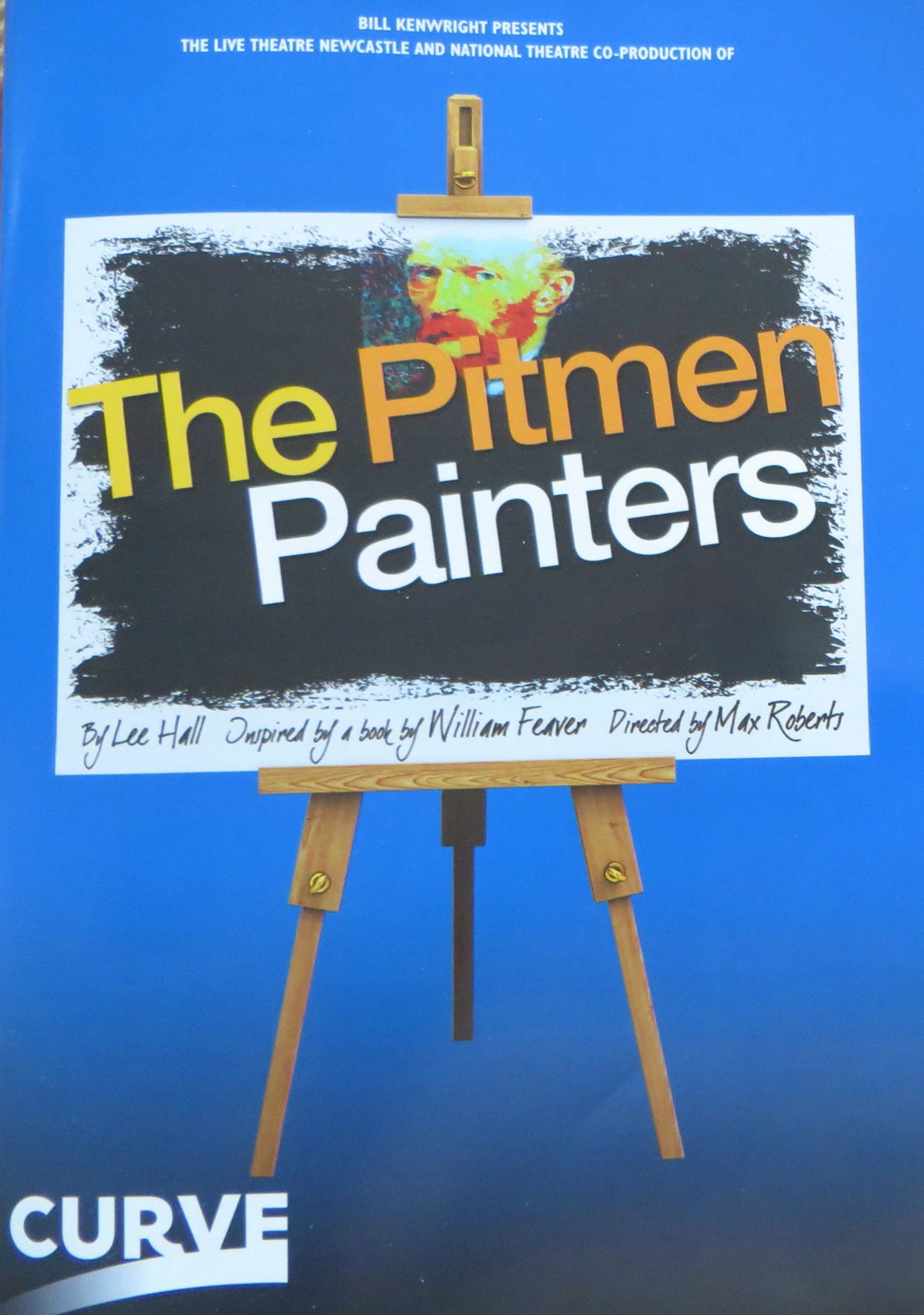 pitmen painters Pitmen paint a glorious picture the start of the journey: ashington's pitmen take the first steps to becoming painters under their teacher robert lyonpictures keith pattinson.