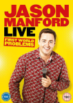 Review – Jason Manford, First World Problems, Derngate, Northampton, 5th July 2013