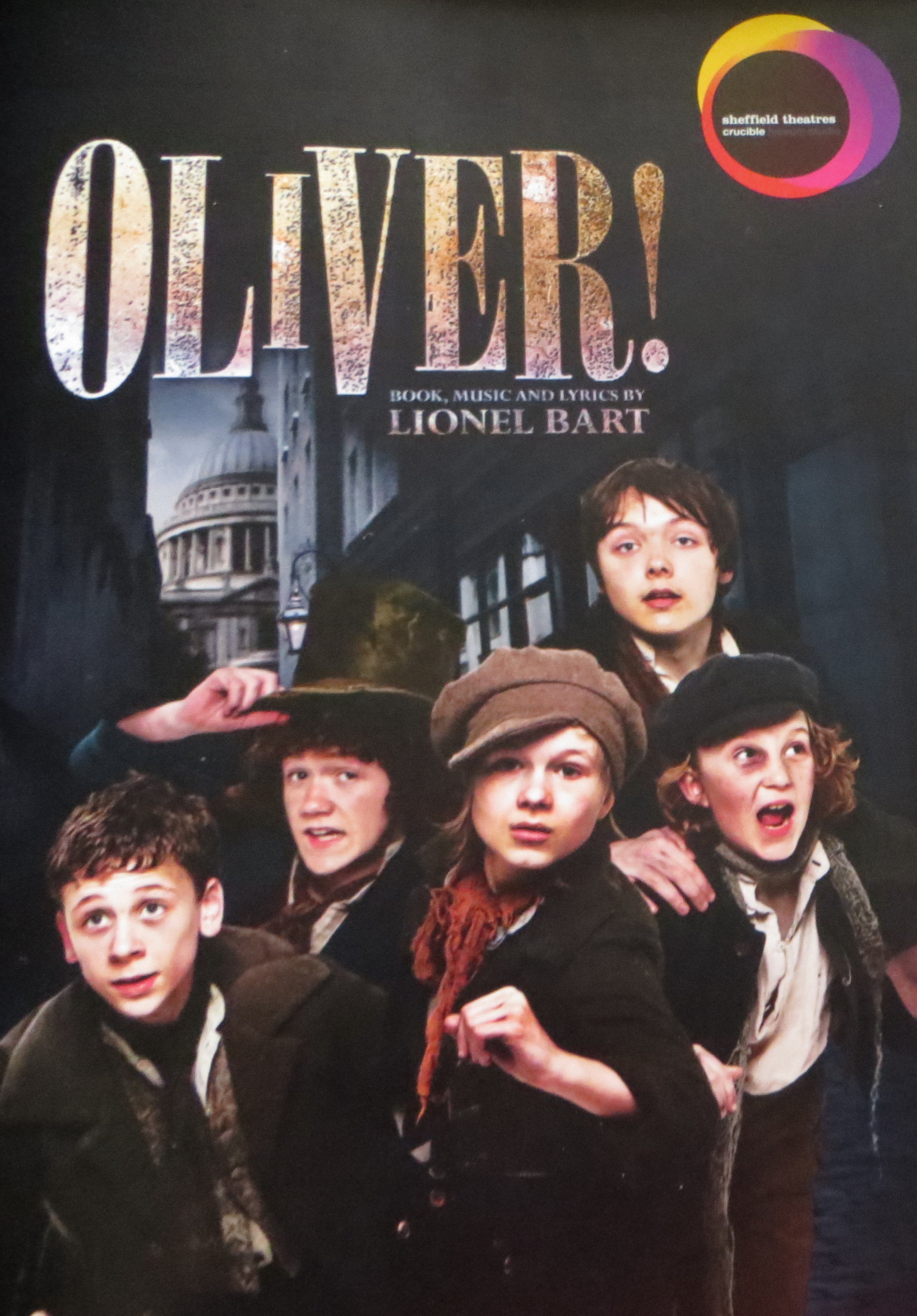 oliver movie review