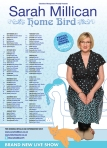 Review – Sarah Millican, Home Bird Tour, Derngate, Northampton, 26th February 2014