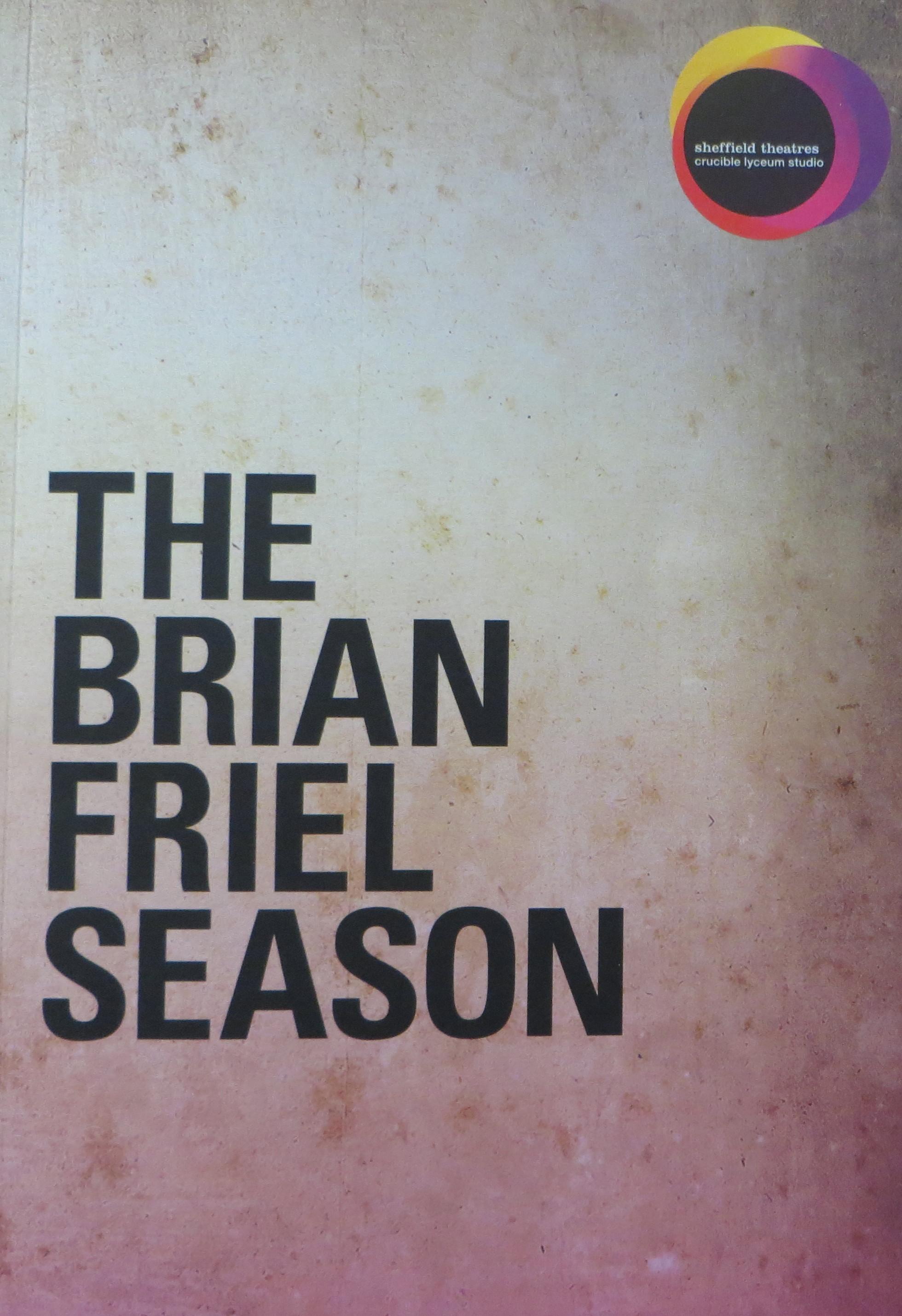 translations brian friel coursework