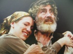 Paul Michael Glaser and Emily O'Keeffe