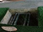 Cu Chi tunnel trap
