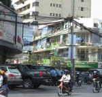 Phnom Penh roads