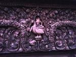 Exquisite carvings
