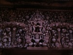 Hindu carvings