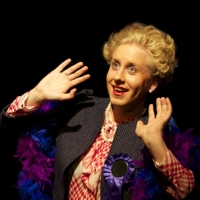 Review – Margaret Thatcher Queen of Soho, Leicester Square Theatre, 19th March 2015