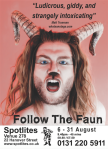 He's not a real Faun