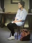 Leah Whitaker in rehearsal