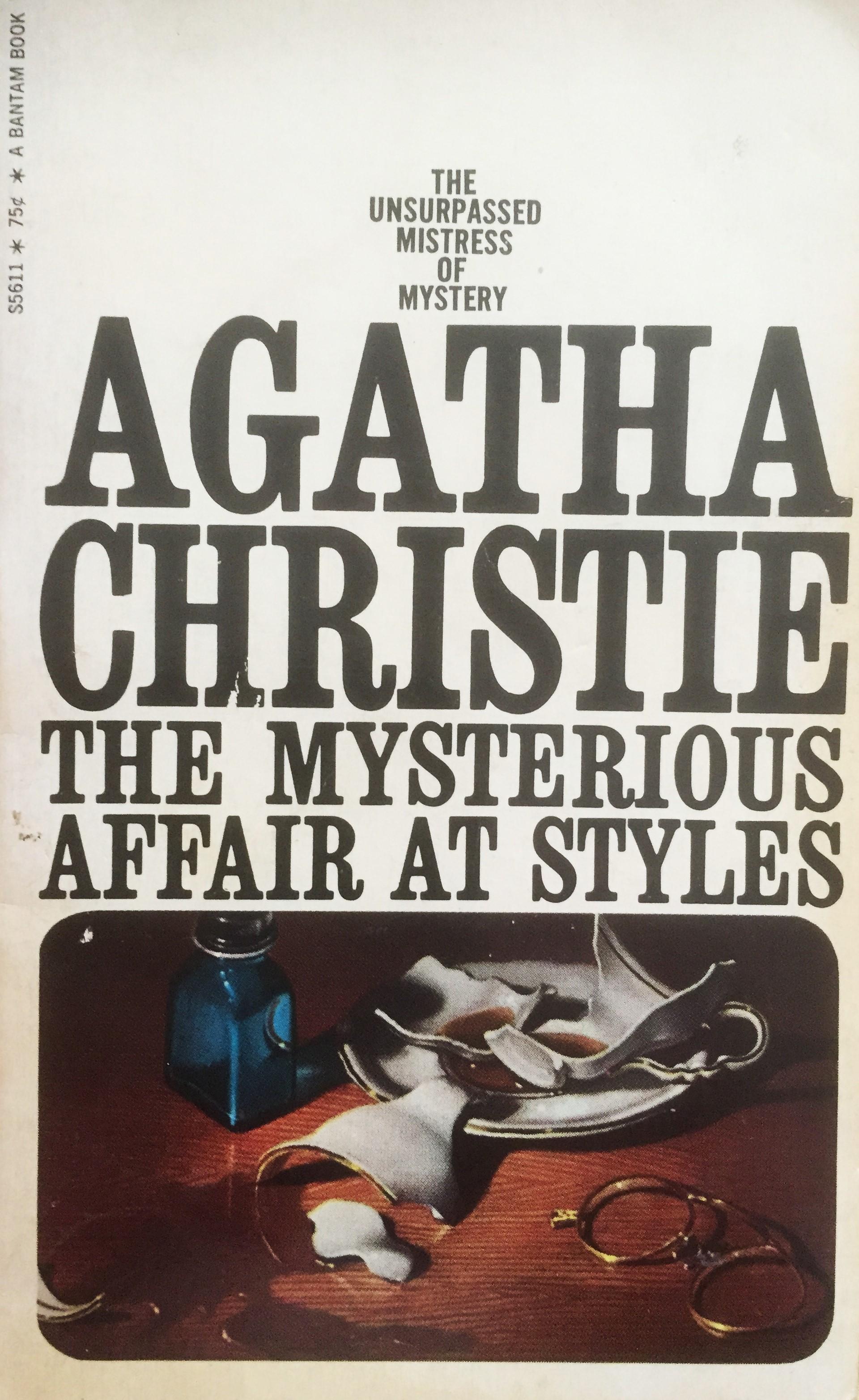 روايات اجاثا كريستي - قضية ستايلز الغامضة