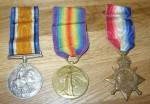 World War 1 Medals