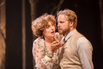 Anna Chancellor and Samuel West