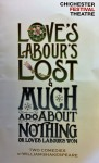 Love's Labour's Lost & Much Ado About Nothing