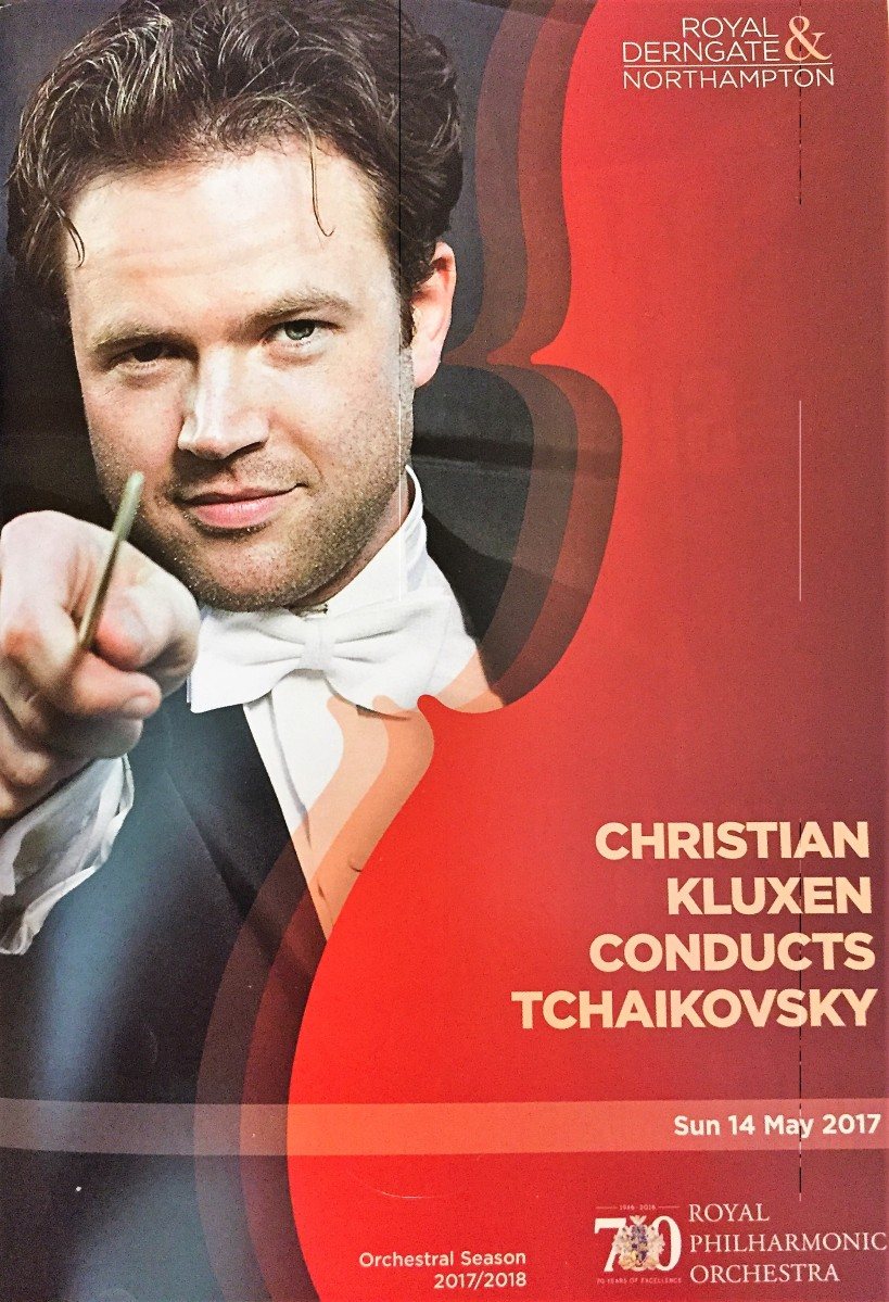 Christian Kluxen Conducts Tchaikovsky