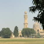 Allahabad - view from near the university