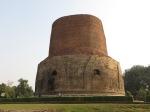 Sarnath - Dhamekh Stupa