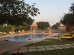 Oberoi pool