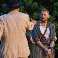 Review – Much Ado About Nothing, Oxford Shakespeare Company, Wadham College, Oxford 15th August 2017