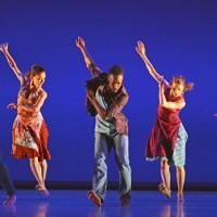 Review – Richard Alston Dance Company, Derngate, Northampton, 5th October 2017