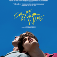 Review – Call Me By Your Name, Errol Flynn Filmhouse, Northampton, 8th November 2017