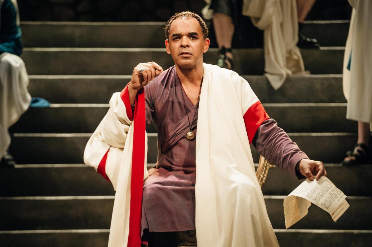 Caesar the Ruthless