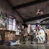 Review – The Ferryman, Gielgud Theatre, 28th December 2017