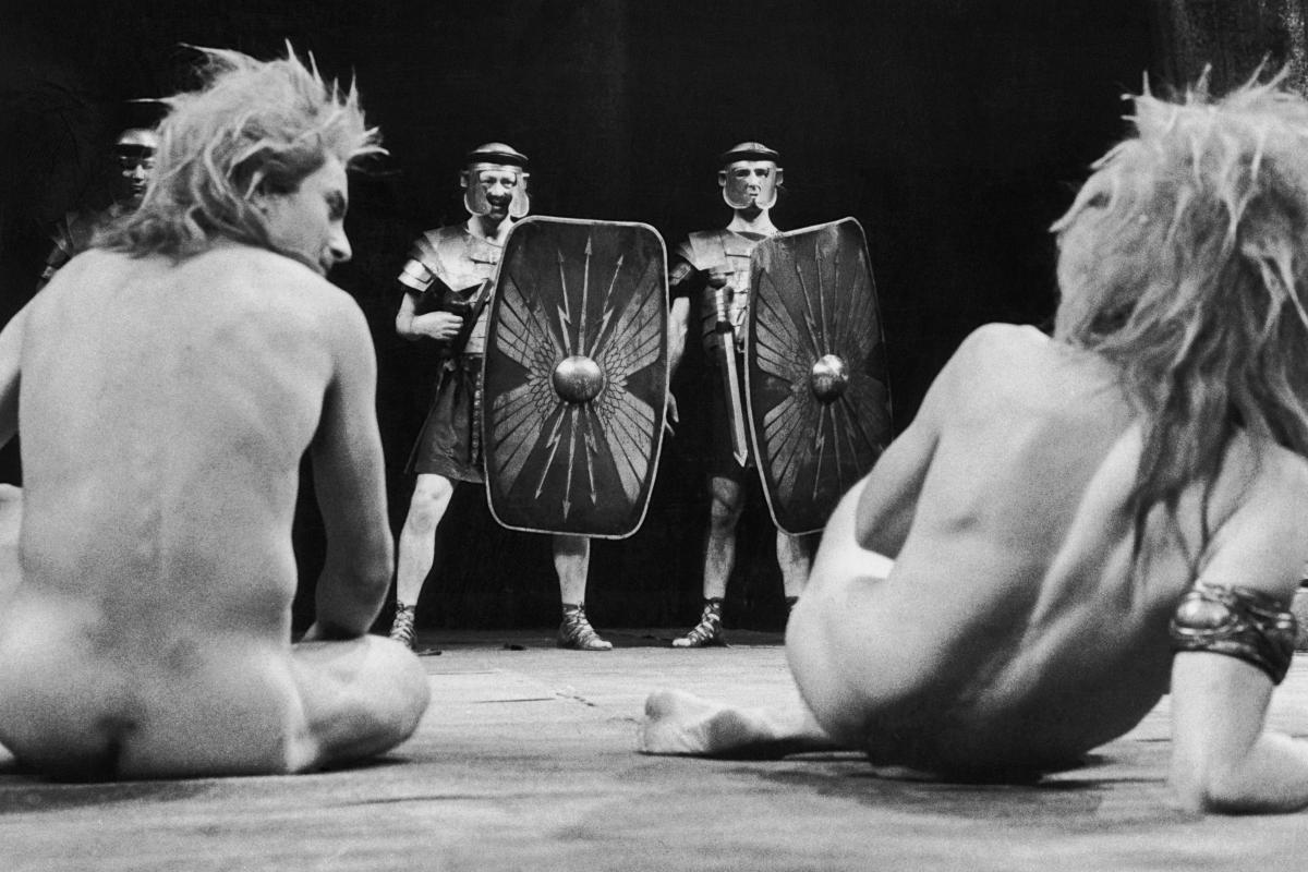 Romans in Britain - Celts