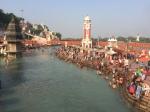 Ganges at Haridwar