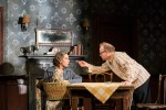 TBP Zoe Wanamaker and Toby Jones