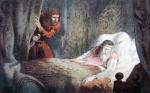 Macbeth kills Duncan