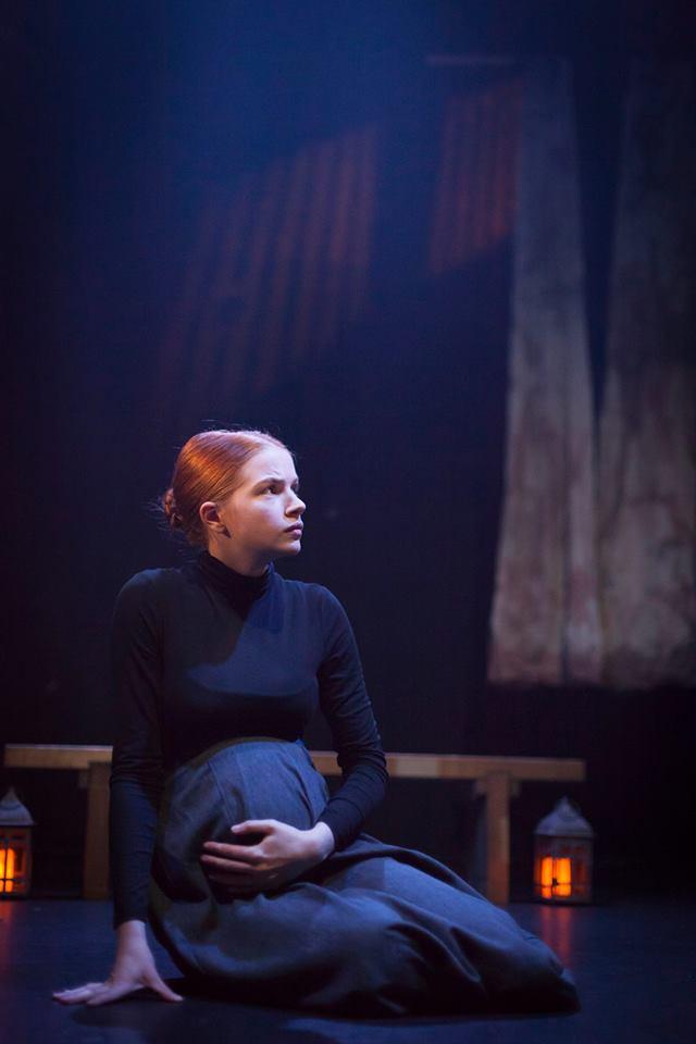 Ceara Coveney as Elizabeth Proctor