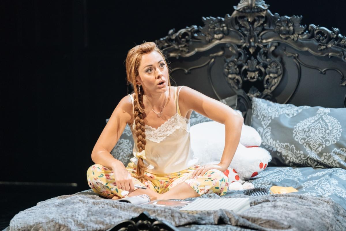 Susannah Fielding as Margery